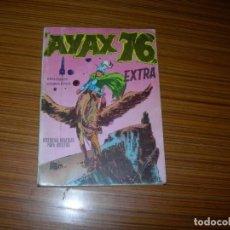 Tebeos: AYAX 76 Nº 1 EDITA B0IXHER. Lote 143616210