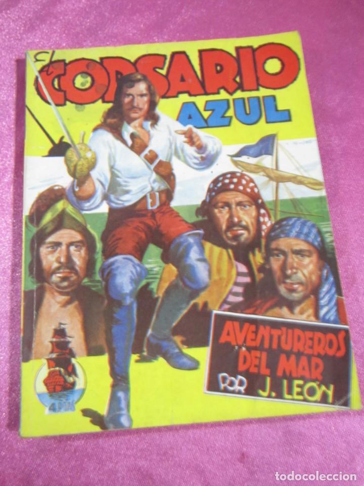 EL CORSARIO AZUL 1 CLIPER (Tebeos y Cómics - Números 1)