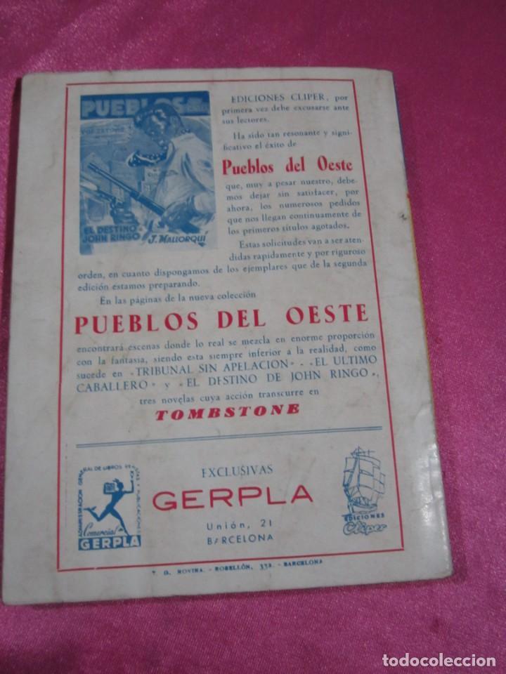 Tebeos: EL CORSARIO AZUL 1 CLIPER - Foto 3 - 144664282