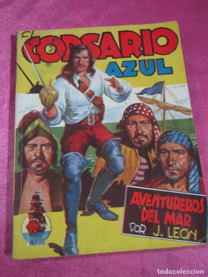 Tebeos: EL CORSARIO AZUL 1 CLIPER - Foto 4 - 144664282