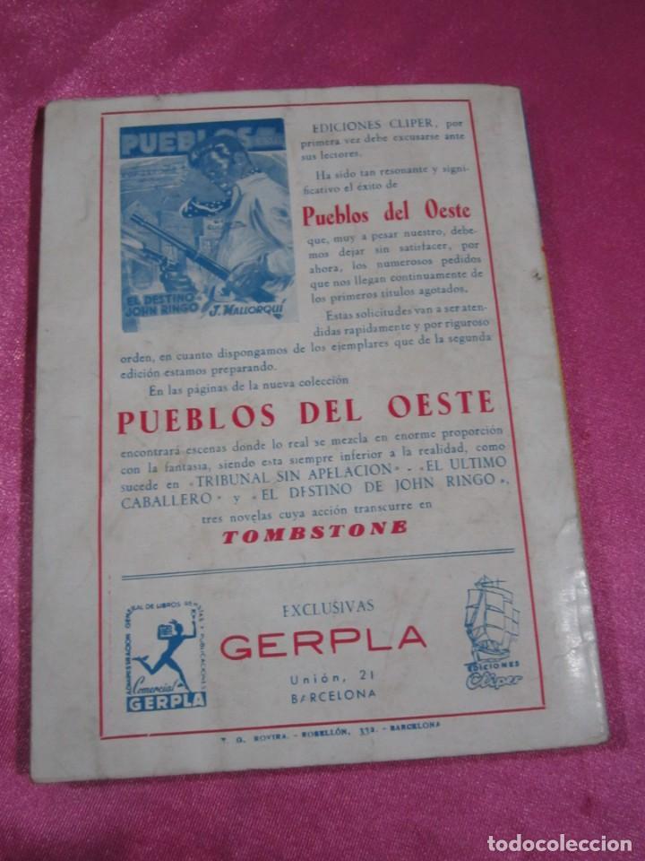Tebeos: EL CORSARIO AZUL 1 CLIPER - Foto 5 - 144664282