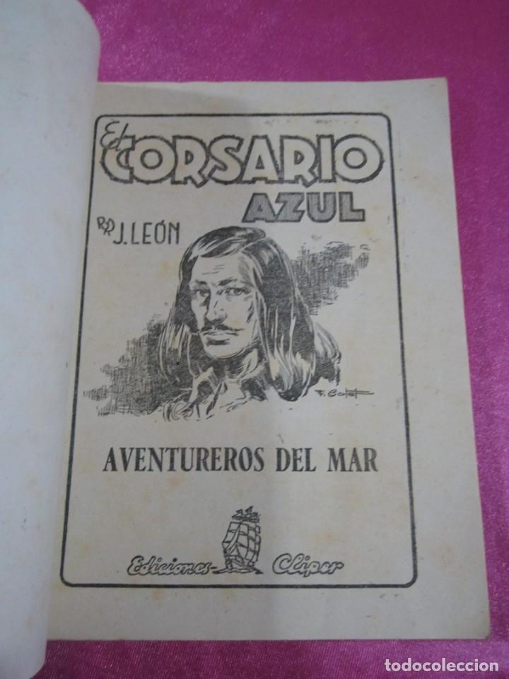 Tebeos: EL CORSARIO AZUL 1 CLIPER - Foto 6 - 144664282