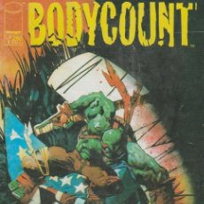 Giornalini: BODYCOUNT. WORLD COMICS 1997. Nº 1. Lote 144971533