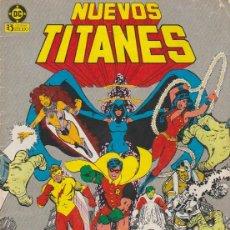 Tebeos: NUEVOS TITANES. ZINCO 1984. Nº 1. Lote 178857316