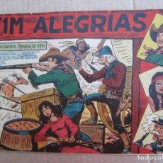 Tebeos: JIM ALEGRIAS , NUMERO 1 , EDITORIAL MAGA. Lote 146147874