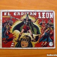 Tebeos: EL CAPITÁN LEÓN, Nº 1 - EDITORIAL MARCO 1948 - VER FOTOS. Lote 146212610
