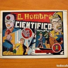 Tebeos: VULPO, EL HOMBRE CIENTÍFICO, Nº 1 - PUBLICACIONES IBEROAMERICANAS 1948 - TAMAÑO 17X24. Lote 146213082