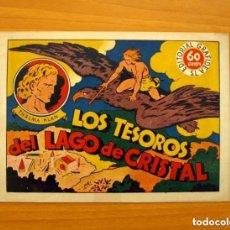 Tebeos: THALMA KLAN, Nº 1, LOS TESOROS DEL LAGO DE CRISTAL - EDITORIAL GRAFIDEA 1941 - TAMAÑO 15'5X21'5. Lote 146217822