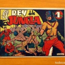 Tebeos: EL REY DE LA JUNGLA, Nº 1 - EDITORIAL BRUGUERA 1948 - TAMAÑO 17X24. Lote 146249414