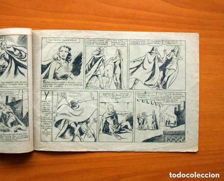 Tebeos: Tigris el Africano, nº 1 - Editorial Edeta 1949 - Tamaño 17x245 - Foto 3 - 146256898