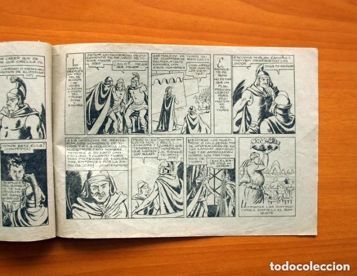 Tebeos: Tigris el Africano, nº 1 - Editorial Edeta 1949 - Tamaño 17x245 - Foto 5 - 146256898