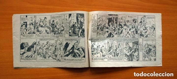 Tebeos: Tigris el Africano, nº 1 - Editorial Edeta 1949 - Tamaño 17x245 - Foto 6 - 146256898