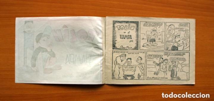 Tebeos: Tolin - nº 1, Tolin en el hampa - Editorial Guerri 1948 - Tamaño 155x21 - Foto 2 - 146263918