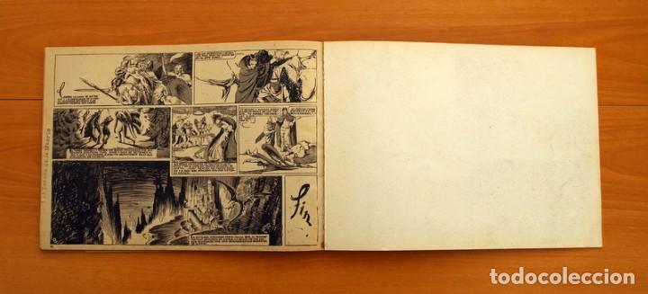 Tebeos: Flas Gordon álbum rojo nº 1 - Editorial Hispano americana 1944 - Tamaño 35x24 cm. - Foto 10 - 146493254