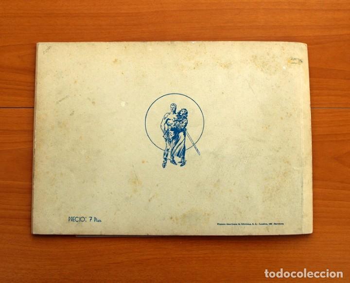 Tebeos: Flas Gordon álbum rojo nº 1 - Editorial Hispano americana 1944 - Tamaño 35x24 cm. - Foto 11 - 146493254