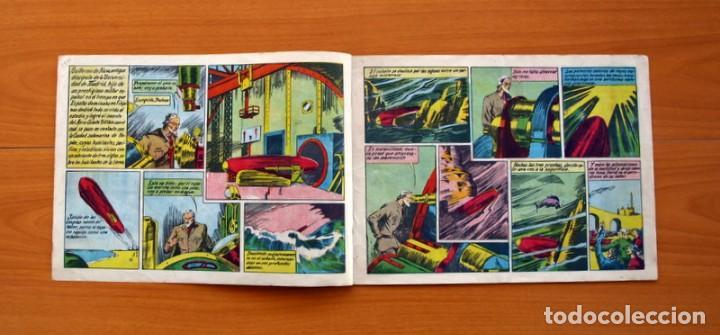 Tebeos: Víctor Alicia y el Profesor Guillermo de Alava-Nº 1 La Ciudad Submarina-Editorial J. L. Aguilar 1943 - Foto 2 - 146509566
