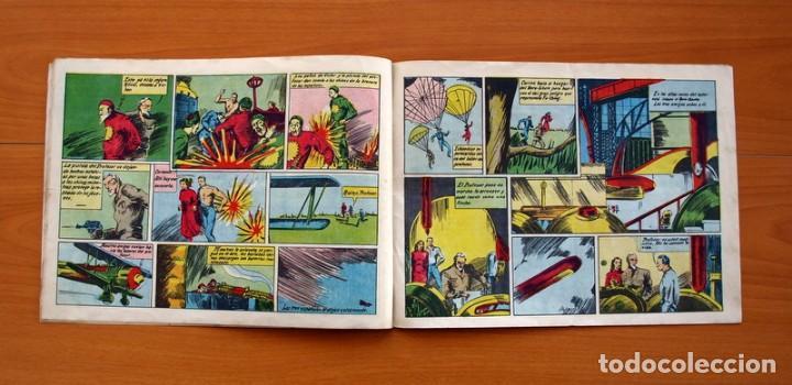 Tebeos: Víctor Alicia y el Profesor Guillermo de Alava-Nº 1 La Ciudad Submarina-Editorial J. L. Aguilar 1943 - Foto 4 - 146509566
