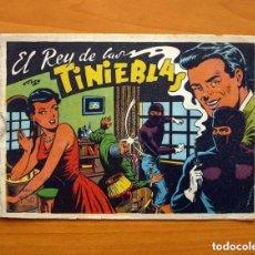 Tebeos: EL REY DE LAS TINIEBLAS, Nº 1 - EDITORIAL E. SAMARA 1955. Lote 146891934