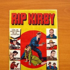 Tebeos: RIP KIRBY, Nº 1, CON LAS AVENTURAS DE MERLIN, TARZAN, KING.... - EDITORIAL HISPANO AMERICANA 1947. Lote 146893874