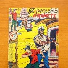 Tebeos: EL PEQUEÑO GRUMETE 1ª, Nº 1 MARINO A LA FUERZA - EDITORIAL FERMA 1957. Lote 146902170
