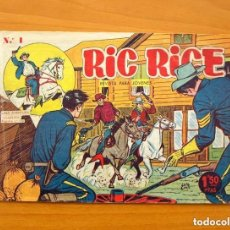 Tebeos: RIC RICE Nº 1 - EDITORIAL CREO 1960. Lote 146903106
