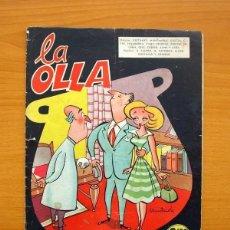 Tebeos: LA OLLA, Nº 1 - EDITORIAL CLIPER 1958. Lote 146915542