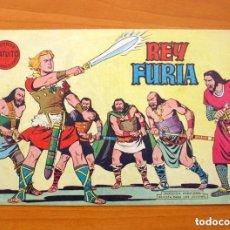 Tebeos: REY FURIA, Nº 1 - EDITORIAL VALENCIANA 1961. Lote 146972286