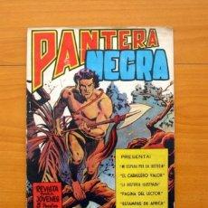 Tebeos: PANTERA NEGRA - REVISTA, Nº 1 - EDITORIAL MAGA 1962. Lote 146972798