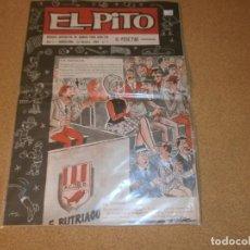 Giornalini: EL PITO Nº1 COMIC AÑO 1966. MUY DIFICIL. Lote 147462826