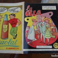 Tebeos: CLIPER,- LA OLLA Nº 1 . Lote 148215218