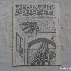 Livros de Banda Desenhada: FANZINE ABRACADABRA, Nº 0. SANTANDER, 1977. CES-TELETE-LOBO-XAVIER.. Lote 149644866