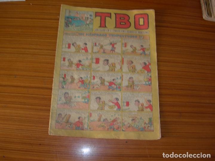 TBO Nº 1 EDITA BUIGAS (Tebeos y Cómics - Números 1)