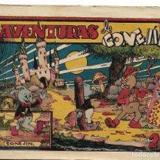 Livros de Banda Desenhada: AVENTURAS DE CONEJIN . Lote 150786366