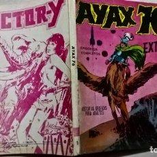 Tebeos: COMICS: AYAX 76. EXTRA. Nº 1 (ABLN). Lote 151207098
