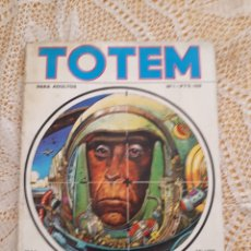 Tebeos: TOTEM N° 1 NUEVA FRONTERA. Lote 151401382