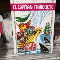 Tebeos: EL CAPITÁN TRINQUETE; EL TESORO DEL PIRATA - EDICIONES TORAY 1970,NUM 1. Lote 151411506