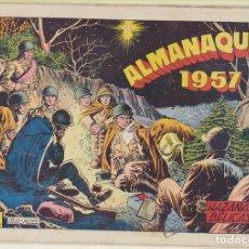 Tebeos: HAZA–AS BŽLICAS. ALMANAQUE 1957. Lote 151671653
