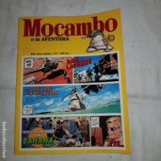 Tebeos: MOCAMBO O LA AVENTURA Nº 1-2 ED. METROPOL. Lote 152561166