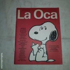 Tebeos: LA OCA. Lote 152561474