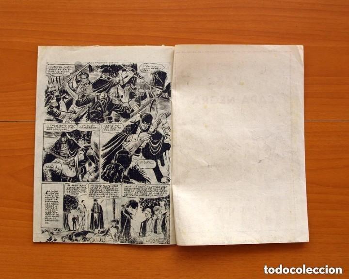 Tebeos: Aventuras de Capa Negra nº 1, Tomo - Editorial Ricart 1954 - Tamaño 23x17 - ver fotos - Foto 7 - 154156594