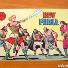 Tebeos: REY FURIA, Nº 1 - EDITORIAL VALENCIANA 1961. Lote 154167478