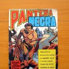 Tebeos: PANTERA NEGRA - REVISTA, Nº 1 - EDITORIAL MAGA 1962. Lote 154168366