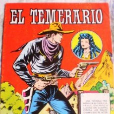 Tebeos: EL TEMERARIO Nº 1. EDITORIAL VALENCIANA.1981.. Lote 158892814