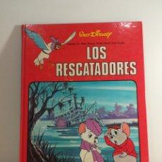 Tebeos: WALT DISNEY - LOS RESCATADORES - 1977. Lote 159798925