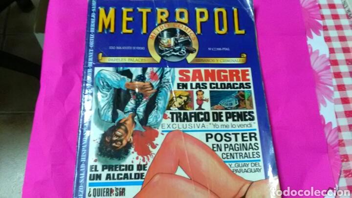 METROPOL .NÚMERO 1 .1983 (Tebeos y Cómics - Números 1)