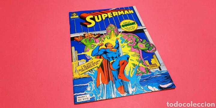 DE KIOSCO SUPERMAN 1 ZINCO (Tebeos y Cómics - Números 1)
