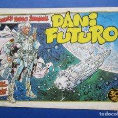 Tebeos: DANI FUTURO , NUMERO 1 , CARLOS GIMENEZ - VICTOR MORA , ORIGINAL 1980. Lote 162152262