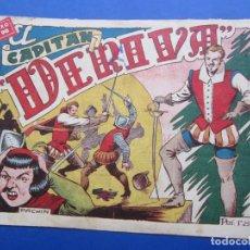 Tebeos: EL CAPITAN DERIVA , NUMERO 1 , ORIGINAL , TORAY 1951. Lote 162294514