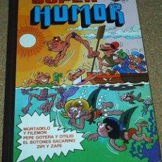Tebeos: SUPER HUMOR TOMO 1. BRUGUERA 1984, IMPECABLE VER FOTOS LEER. Lote 165117318