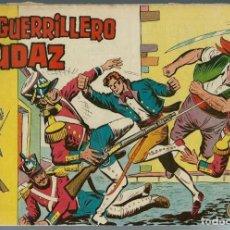 Tebeos: EL GUERRILLERO AUDAZ - NUMERO Nº 1 - VALENCIANA 1962 - ORIGINAL - VER DESCRIPCION. Lote 165392582